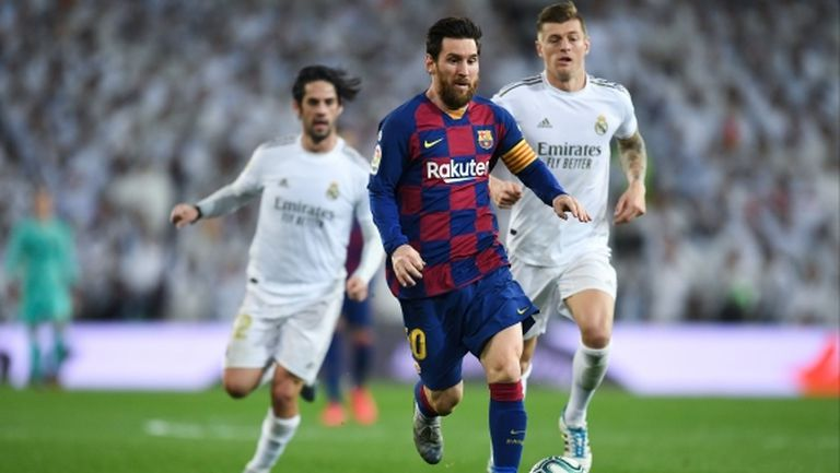 В Реал Мадрид не повярвали, че Меси поискал да напусне Барселона