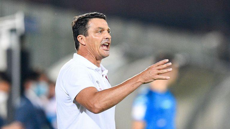 Последният клуб на Божинов назначи треньора, когото изхвърли в долната дивизия
