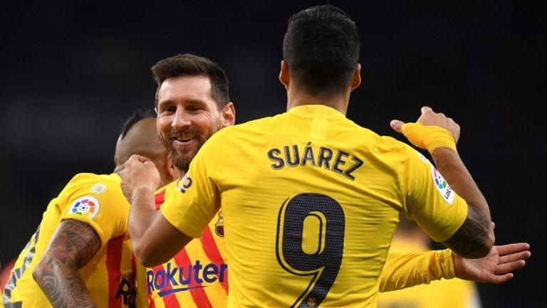 Барселона ще се лиши от 79 гола на сезон