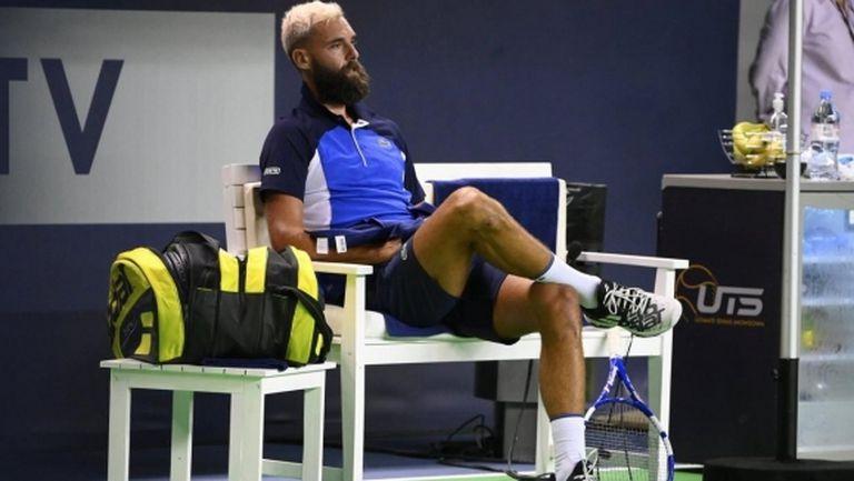 Първи тенисист с положителен тест за COVID-19 преди US Open