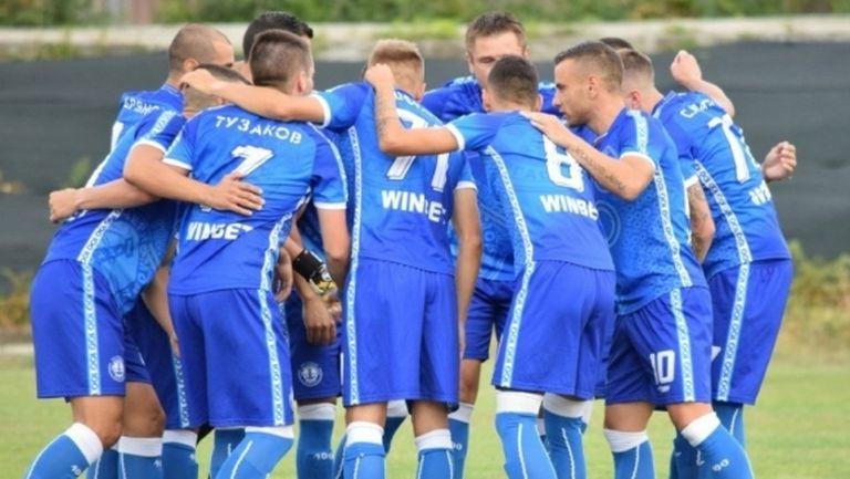 """Черноморец спечели важна победа у дома, """"акулите"""" продължават борбата за Втора лига"""
