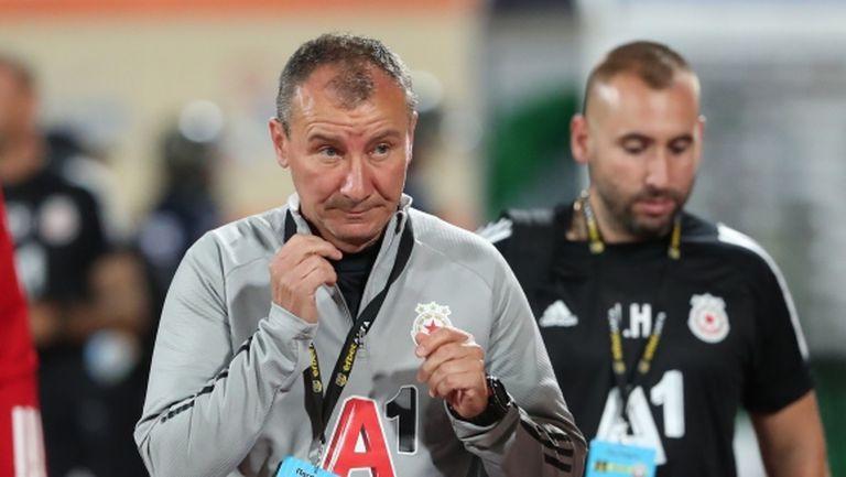 Стамен Белчев: Победите в края показват, че отборът има характер