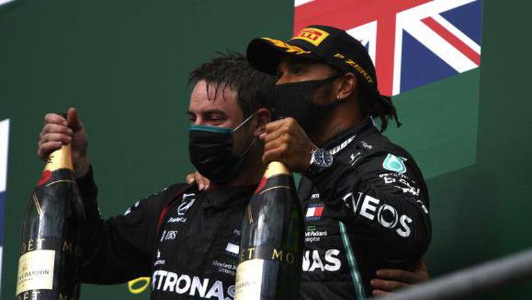 Хамилтън: Ако бях фен на Формула 1, щях да гледам само репортажите