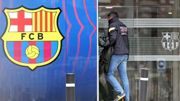 Арестуваха бившия президент на Барселона