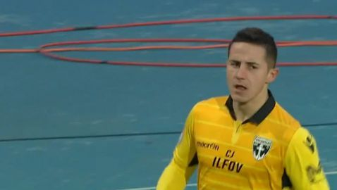 Антони Иванов изригна с два гола и донесе победа на Волунтари