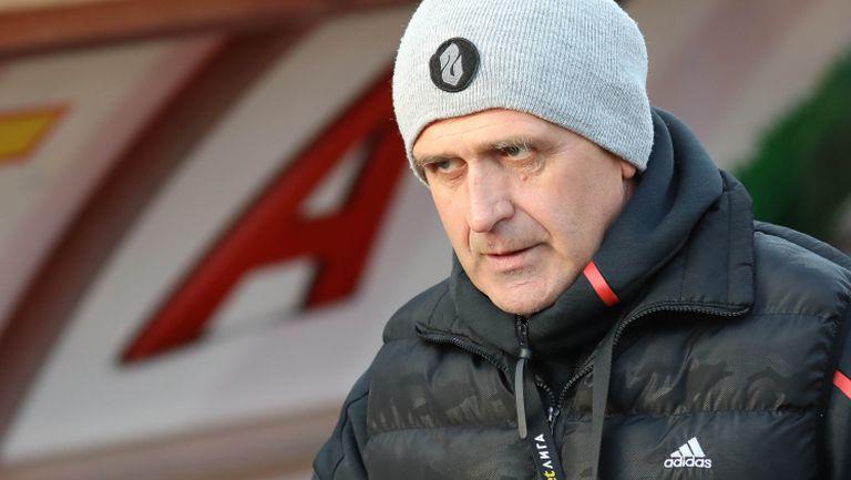 Акрапович: Доминирахме през цялото време, Локомотив се опитваше само да изритва топката