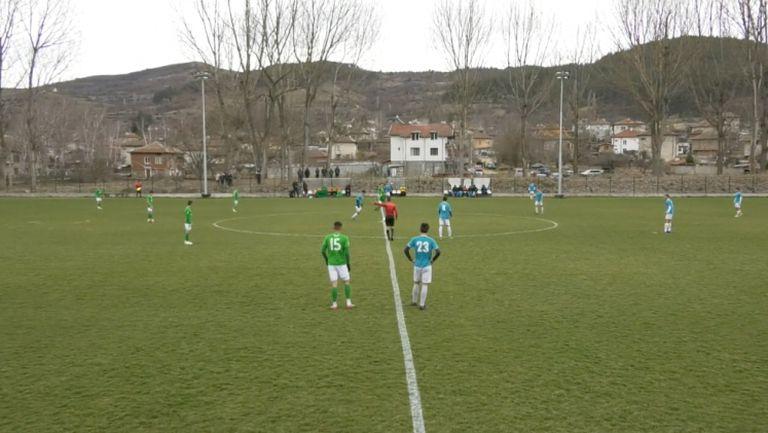 (U17) Пирин - Левски-Раковски 2:0