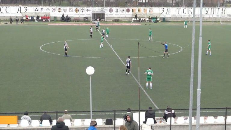 (U17) Локомотив (Пловдив) - Добруджа 4:0