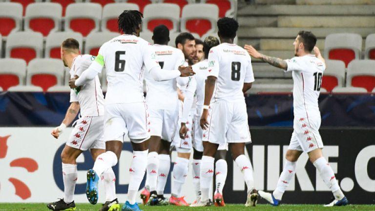 Ница - Монако 0:2