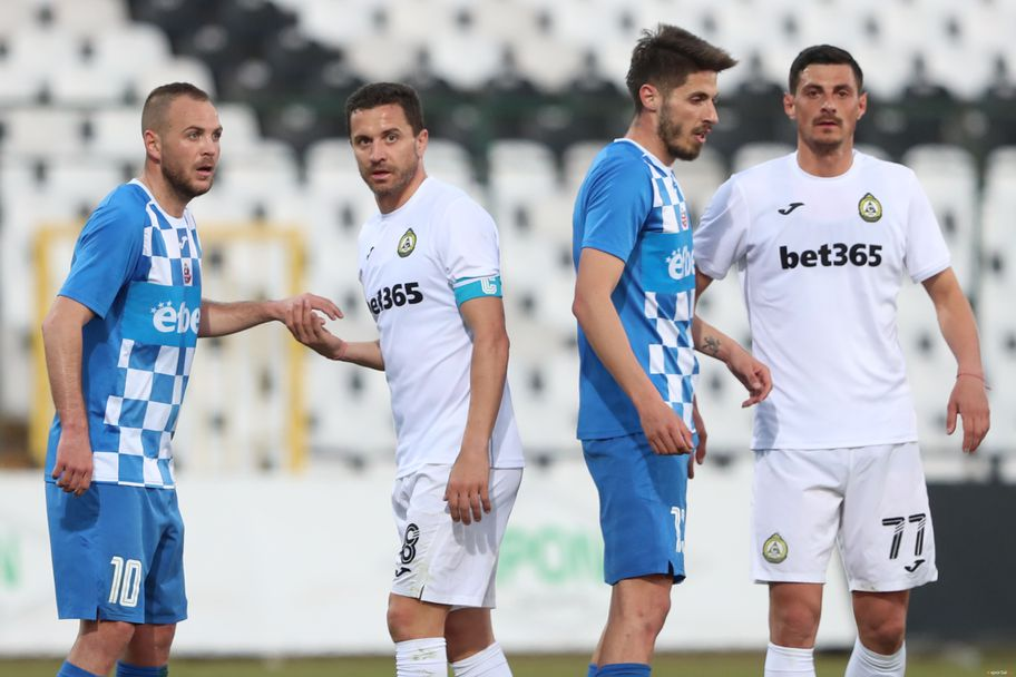 Славия - Монтана - Купа на България