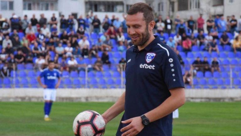 Треньорът на Спартак (Вн): Ще се радвам и на победи с 1:0