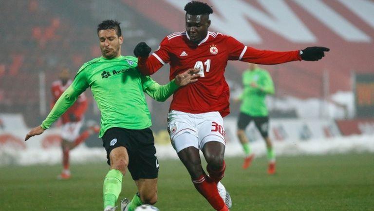 ЦСКА-София без право на грешка срещу Черно море