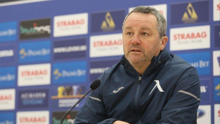 Стоянович: Нямаме право на грешка срещу Берое, искам повече агресия и желание