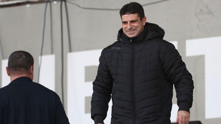 Гонзо не бил доволен от отношението на Локо (Пд) към мача с Беласица