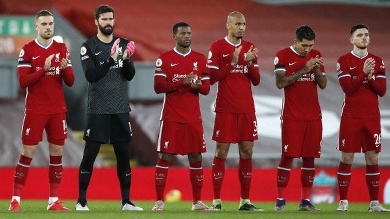 Ливърпул няма да пусне играчите си в националните отбори