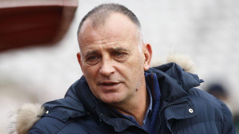 Здравков: Имаме шансове срещу ЦСКА