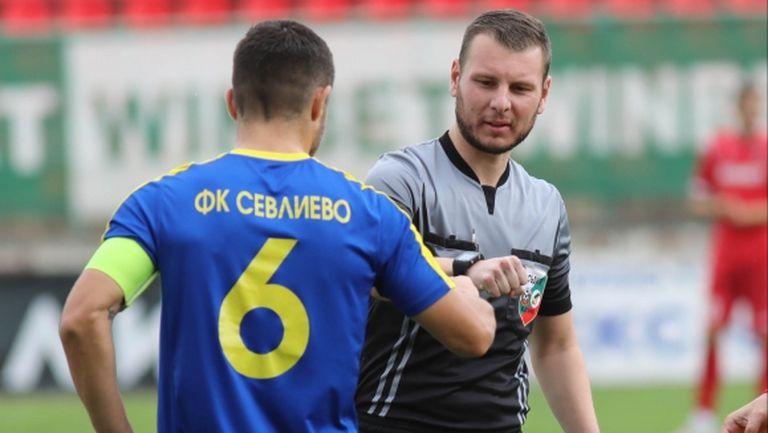 Севлиево не успя да пребори Бдин (Видин)