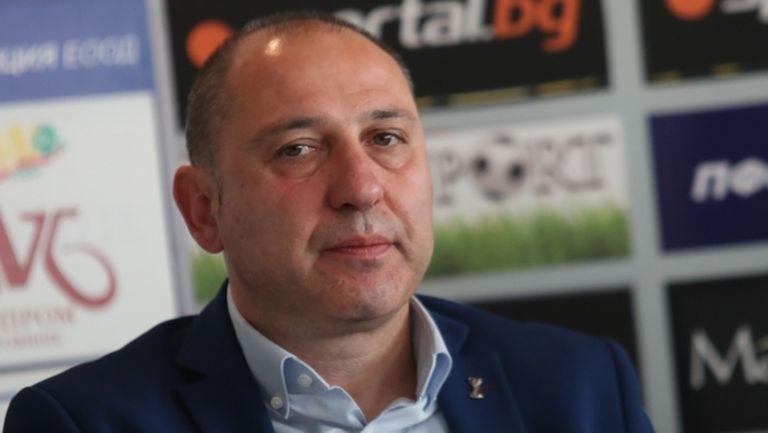 Георги Йорданов: Не съм видял във водещите първенства да има такава атака към съдиите