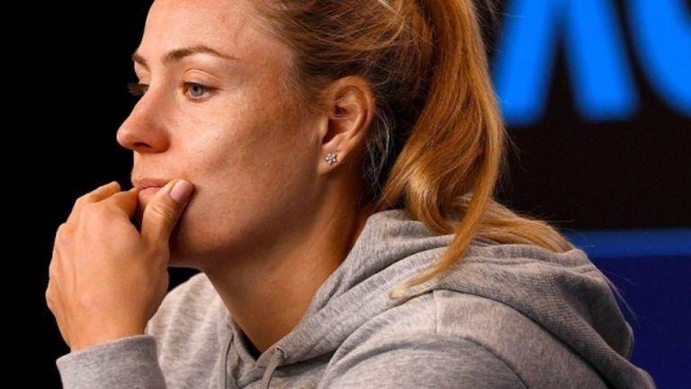 Кербер отпадна в първия кръг в Дубай