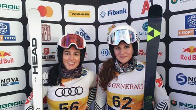 Ева Вукадинова завърши 28-а, а шведка спечели гигантския слалом на Световното в Банско