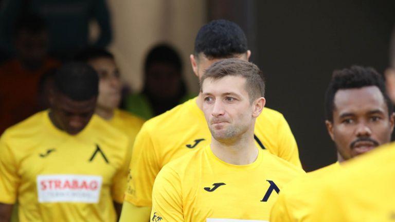 Левски вдига Михайлович за гостуването във Враца