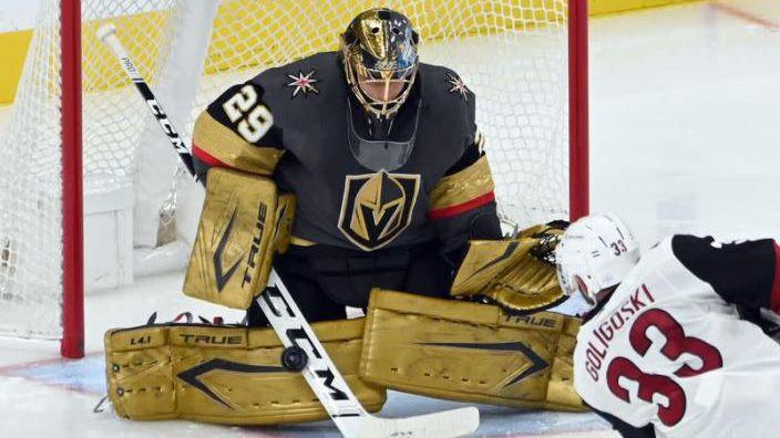 Флюри четвърти по победи за вратари в историята на НХЛ