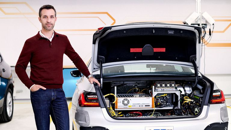 Автономното шофиране може да служи само за една цел - да направи шофирането по-безопасно