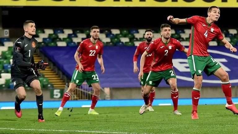 Даниел Наумов след дебюта за България: Това беше следващата стъпка