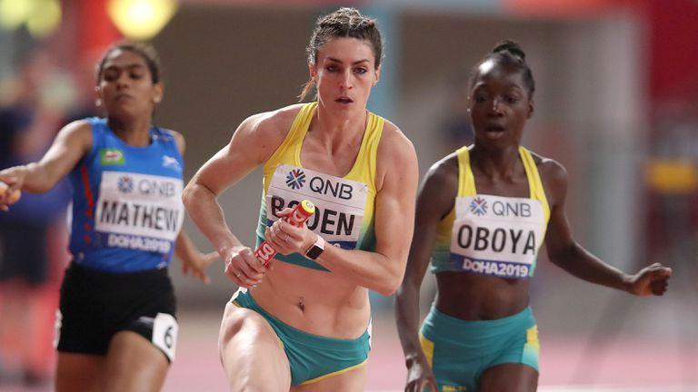 Австралия няма да прати атлети на Световното за щафети заради COVID-19