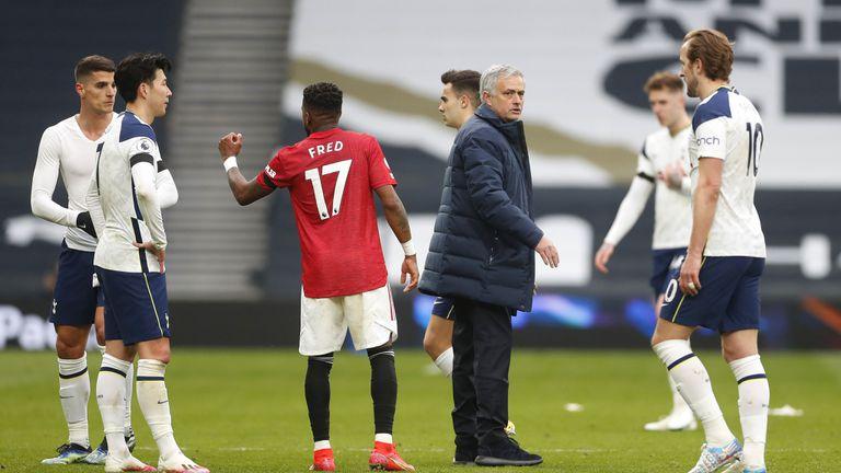 Моуриньо загуби 10 мача в едно първенството за първи път в кариерата си
