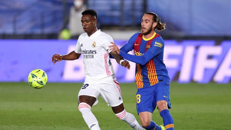 Реал М отмъкнал Винисиус от Барселона заради идеята