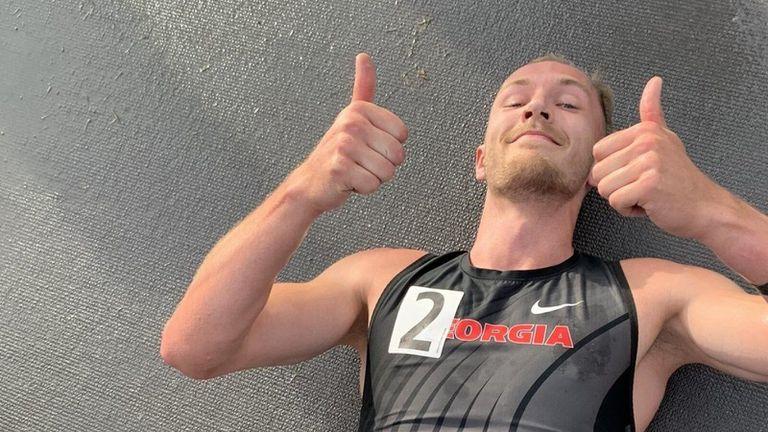 Естонец оглави световната ранглиста за сезона в десетобоя
