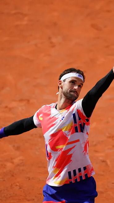 Григор Димитров с интересно интервю за сайта на ATP преди старта си в Монте Карло