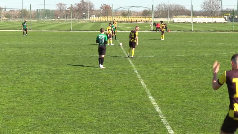 (U19) Ботев (Пловдив) - Нефтохимик 7:0