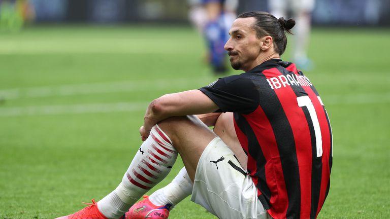 В Милан правят планове да заменят Ибра с италиански национал