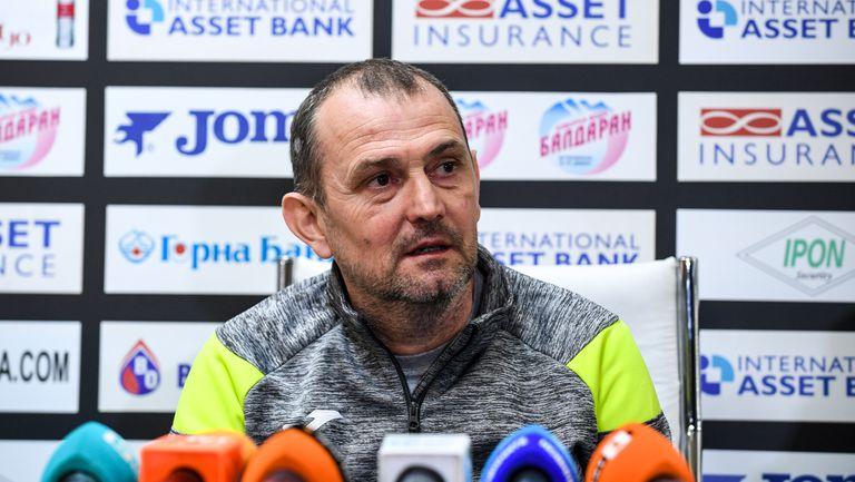 Загорчич: Не се плаша да се върна, трябва да се работи здраво