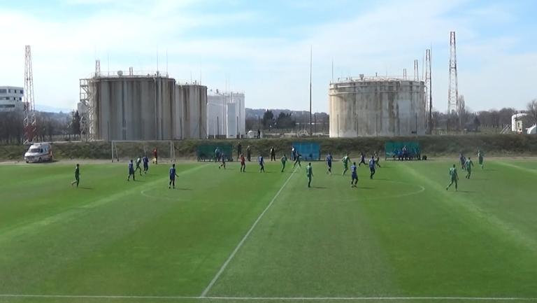 (U19) Витоша - Монтана 4:0