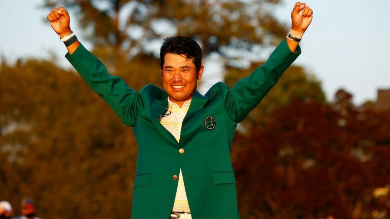Японец влезе в историята на голфа