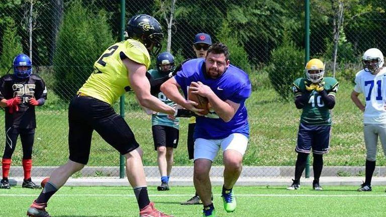 Предстои лицензирането на Българската федерация по американски футбол