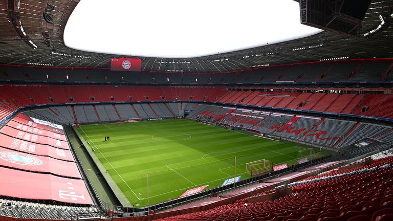 Мюнхен пред угроза да загуби домакинството си на Евро 2020