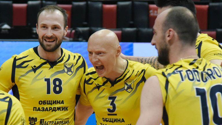 Иван Станев: Пожелавам да завършим серията още в четвъртък