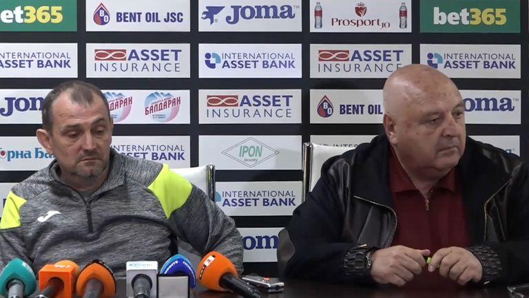 "Загорчич се завръща начело на ""белите"""