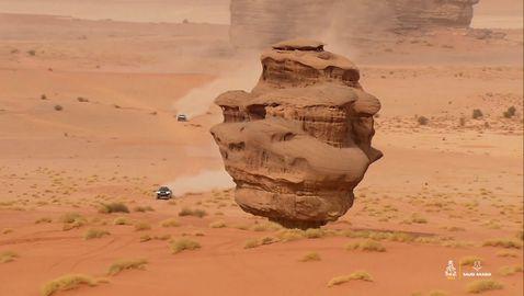 Рали Дакар 2022 ще се проведе в Саудитска Арабия