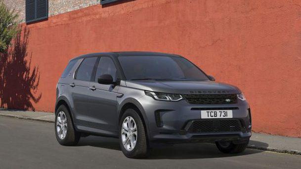 Land Rover Discovery Sport с нови двигатели