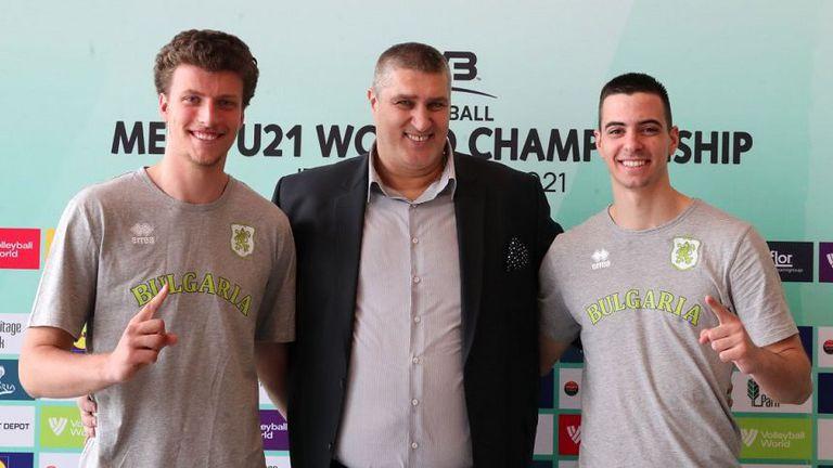 Карягин и Вълчинов: Мечтаем за медал от световното, тренировките с мъжкия национален отбор ни помагат много 🏐
