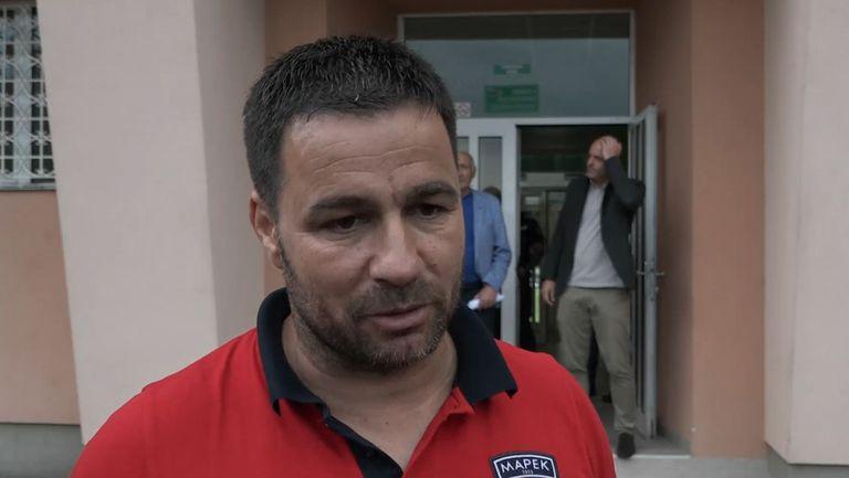 Цветан Видински: Хубавото е, че сме на финал, но дадохме жертви