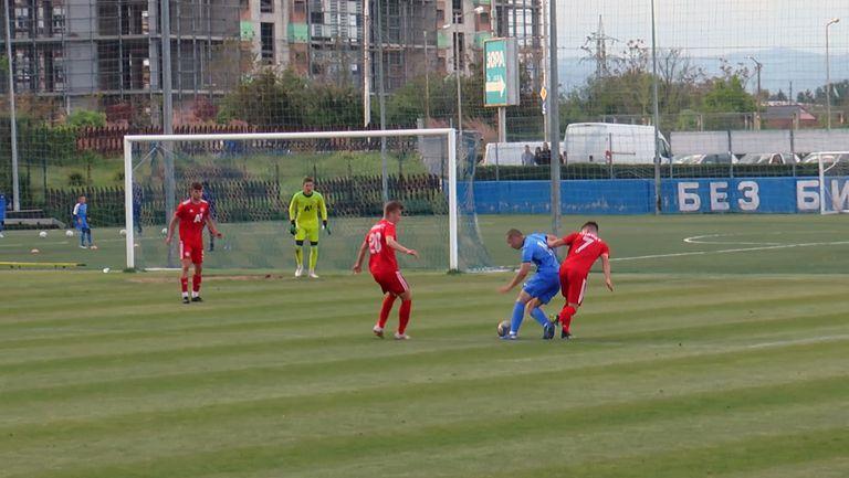 Юношите до 18 години на ЦСКА-София се класира на финала за Купата на България