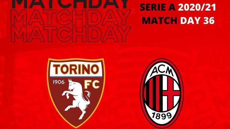Торино – Милан (съставите)