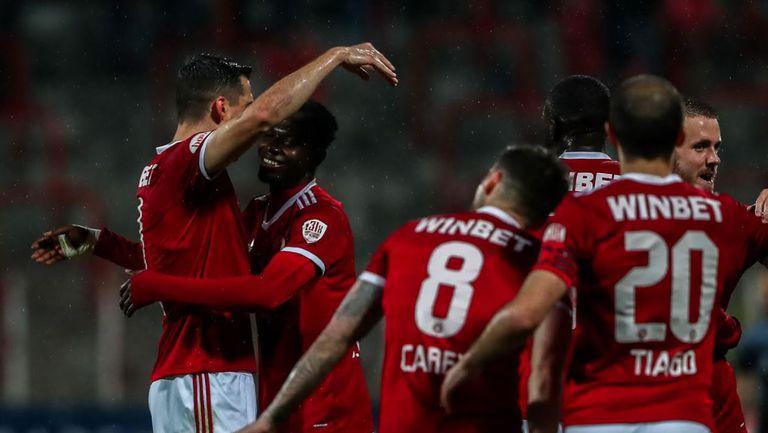 Мено Кох върна преднината от два гола за ЦСКА-София срещу Лудогорец