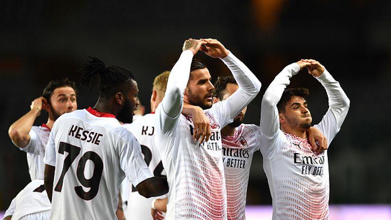 67' Торино - Милан 0:5